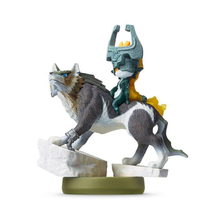 Amiibo - Wolf Link