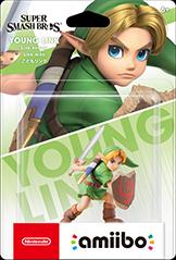 Amiibo - Young Link - Envio Internacional