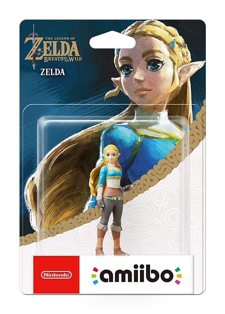 Amiibo - Zelda ™ (Super Smash Bros. Series) - ENVIO INTERNACIONAL