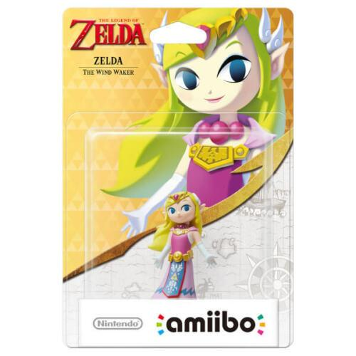 Amiibo - Zelda The Wind Waker - Envio Internacional