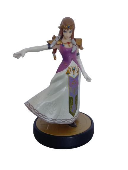Amiibo - Zelda - USADO - Super Smash Bros