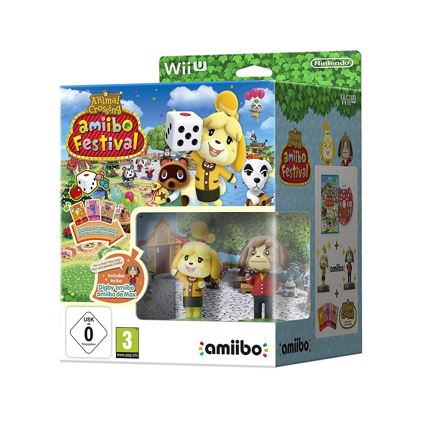 Animal Crossing: Amiibo Festival - Nintendo Wii U