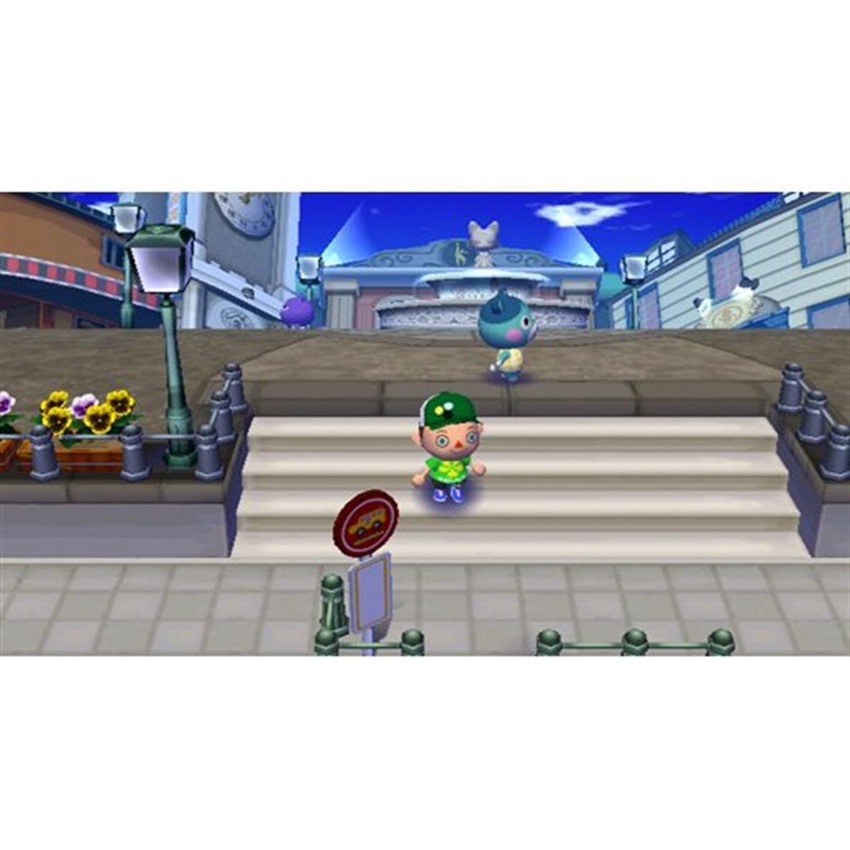 Animal Crossing: City Folk - Nintendo WII