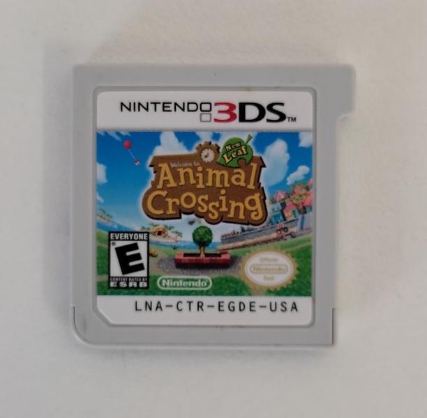 Animal Crossing New Leaf - Cartucho - Nintendo 3DS - Usado