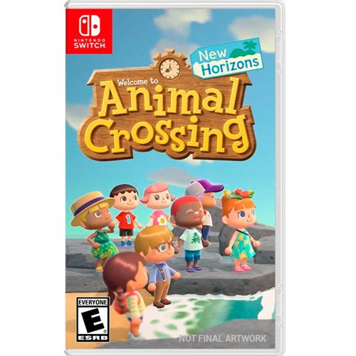 Animal Crossing: New Horizons - Nintendo Switch - Reserva