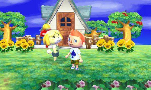 Animal Crossing: New Leaf - Usado - Nintendo 3DS