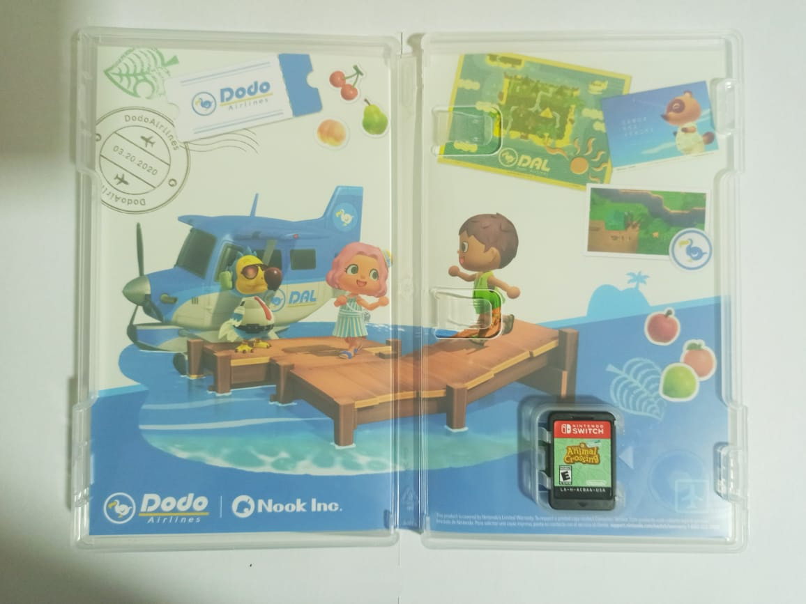 Animal Crossing - USADO - Nintendo Switch