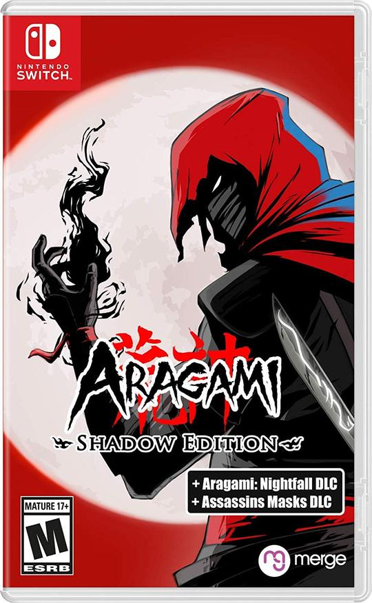 Aragami - Shadow Edition (US) - ENVIO INTERNACIONAL