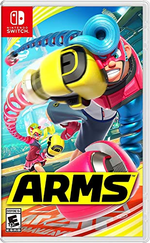 Arms - Nintendo Switch - Envio Internacional
