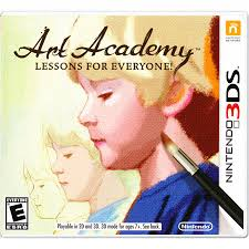 Art Academy Lessons For Everyone (USADO) - Nintendo 3DS
