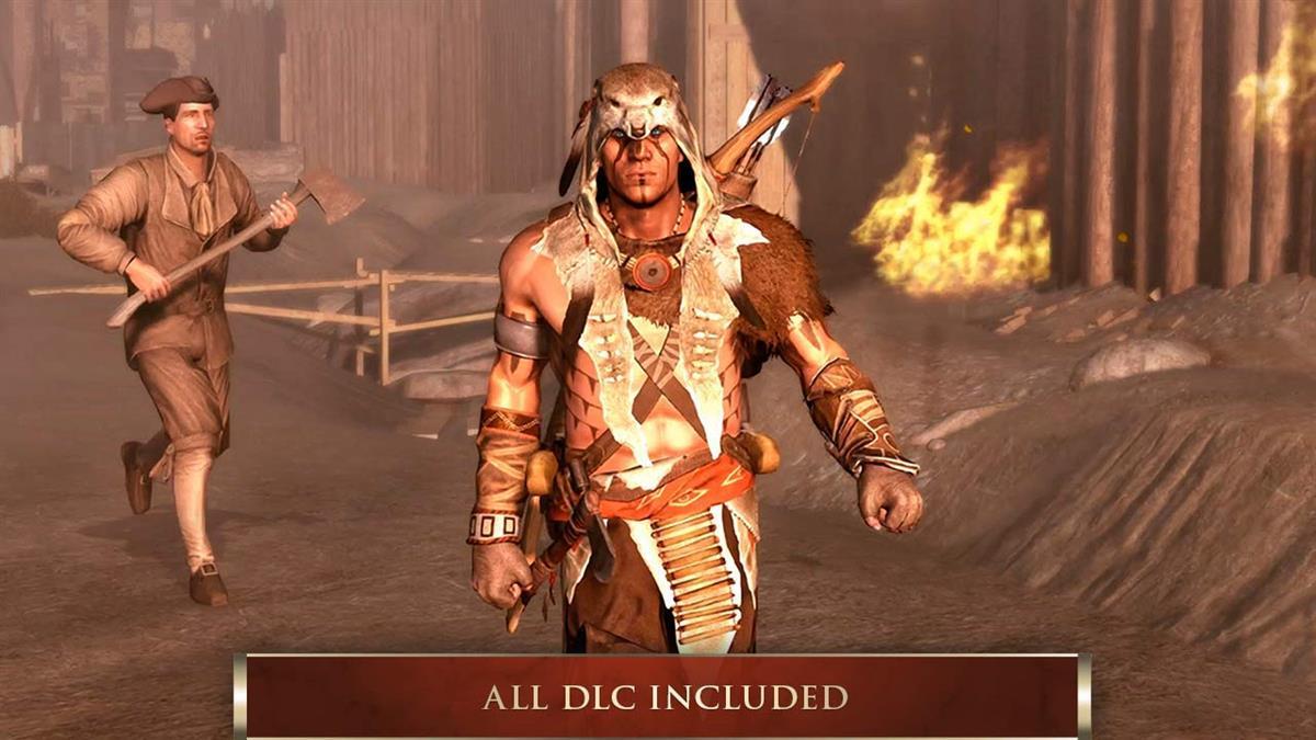 Assassin's Creed III: Remastered - Nintendo Switch