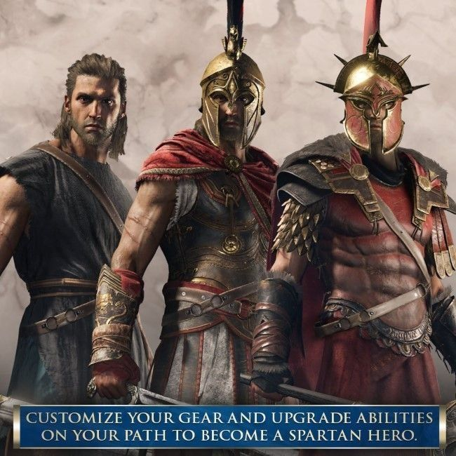 Assassins Creed Odyssey - PS4