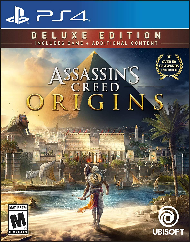 Assassins Creed Origins - PS4 - USADO