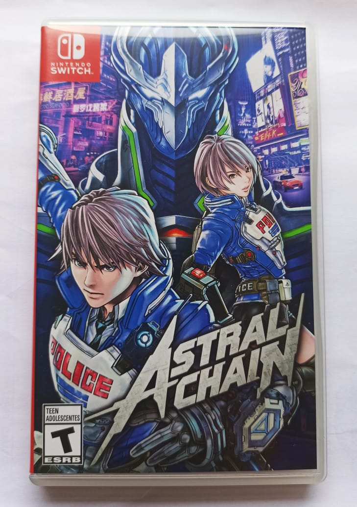 Astral Chain - USADO - Nintendo Switch