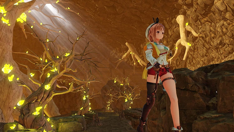 Atelier Ryza 2: Lost Legends & The Secret Fairy - Nintendo Switch - Pré Venda