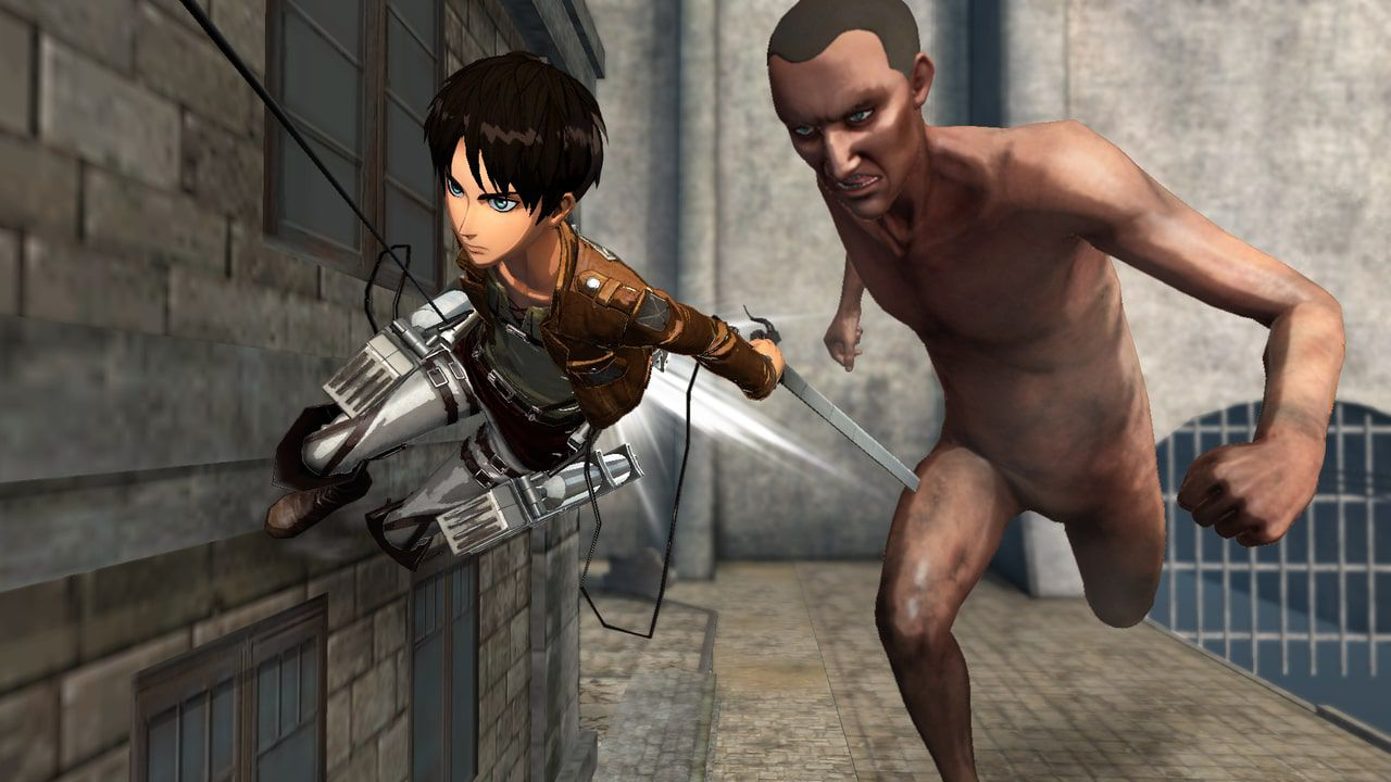 Attack On Titan 2 Final Battle - Nintendo Switch