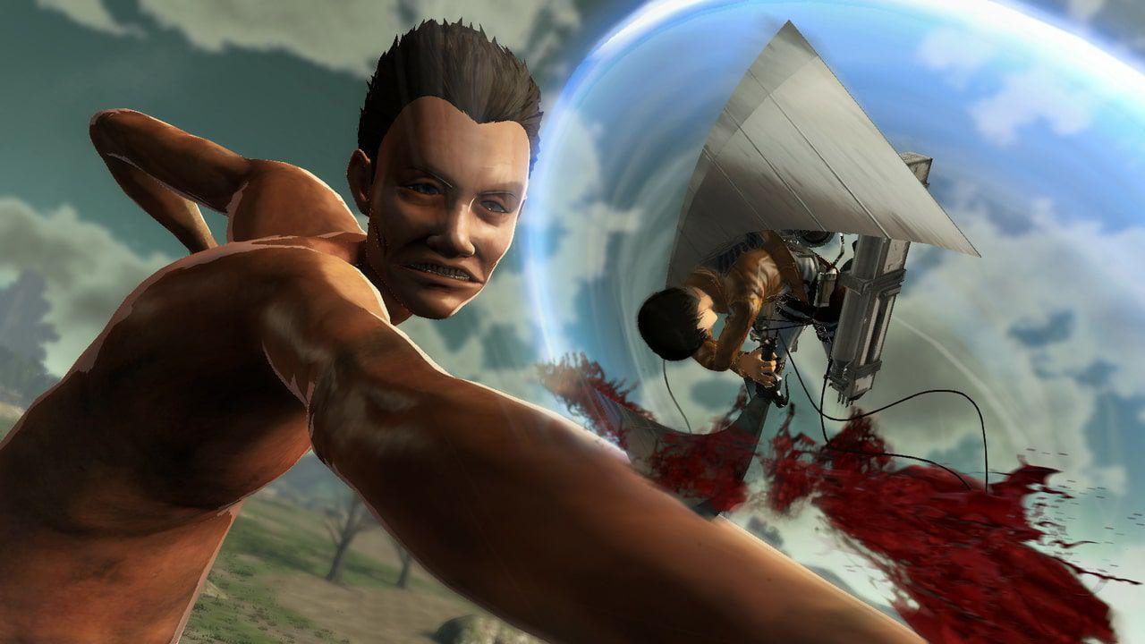 Attack on Titan 2 - Nintendo Switch - ENVIO INTERNACIONAL