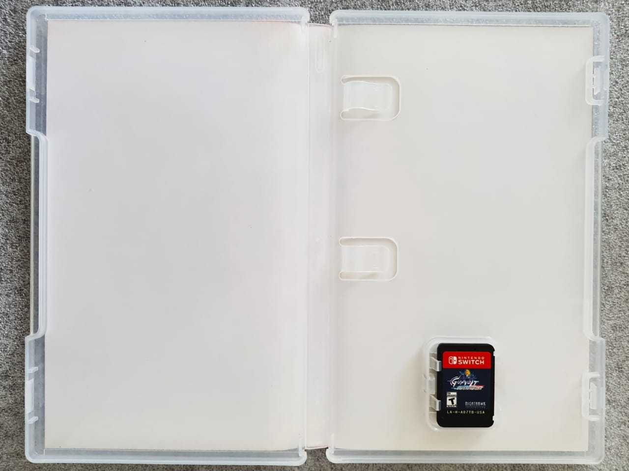 Azure Stricker Gunvolt: Stricker Pack - USADO - Nintendo Switch