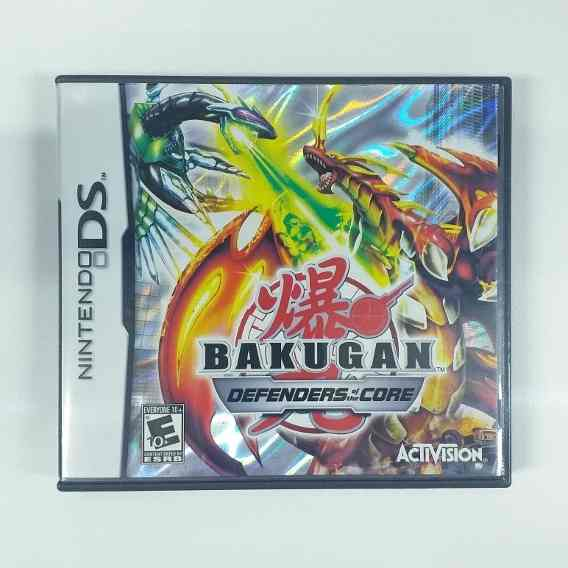 Bakugan Defenders of the Core (USADO) - Nintendo DS