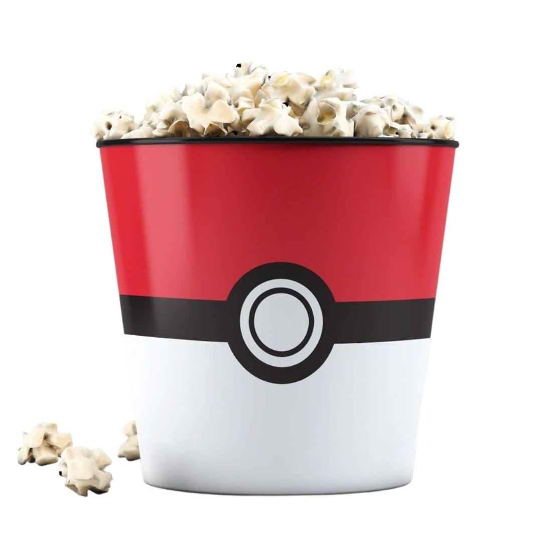 Balde de Pipoca - 3,5L - Pokémon - Pokebola