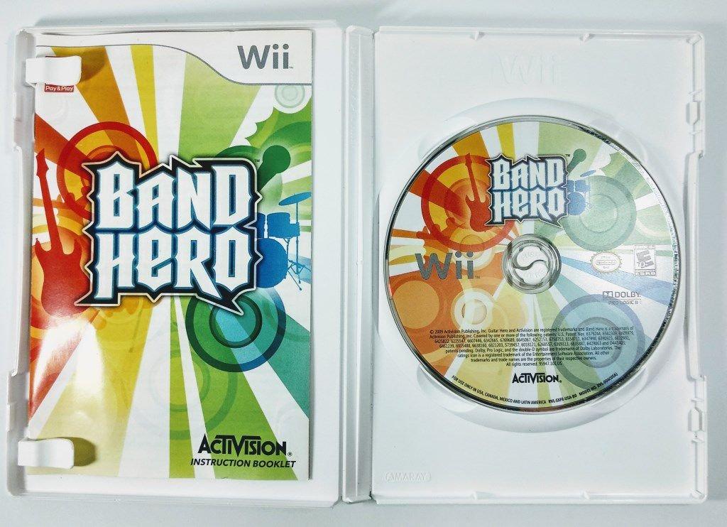 Band Hero - USADO - Nintendo Wii