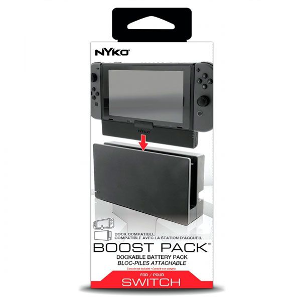 Bateria Boost Pack NIco - Nintendo Switch