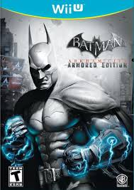 Batman Arkham City Armored Edition USADO - Nintendo Wii U