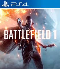 Battlefield 1 - PS4 - Em Português - USADO