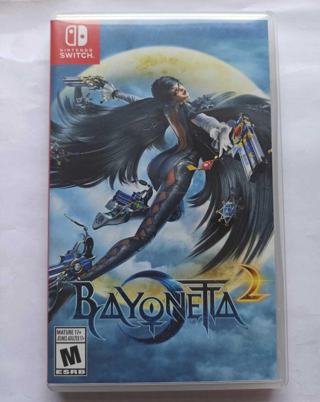 Bayonetta 2 - Nintendo Switch - Usado