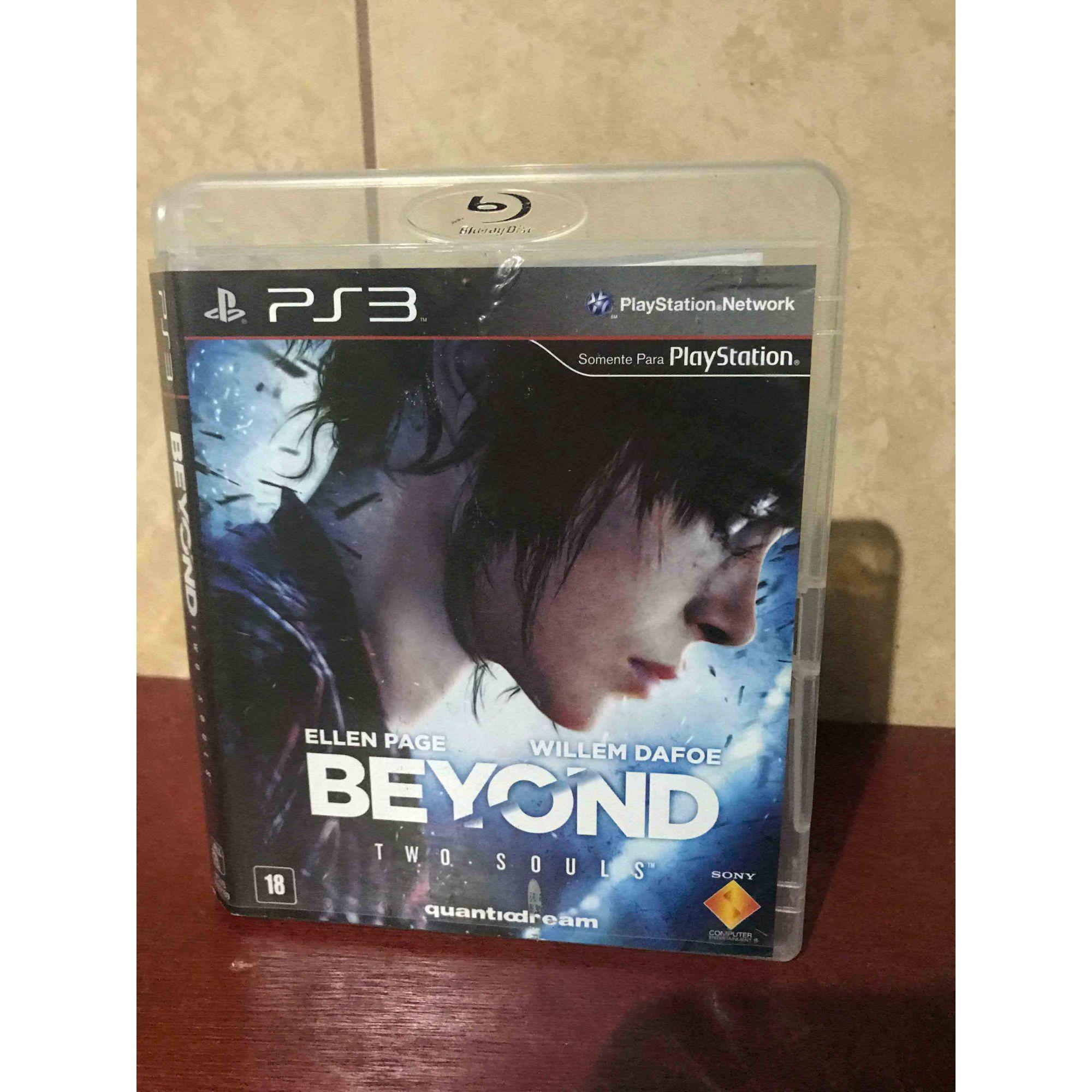 Beyond Two Souls - PS3 - USADO