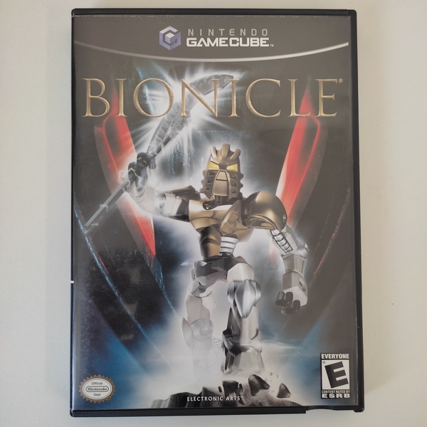 BIONICLE - Nintendo GameCube - Usado