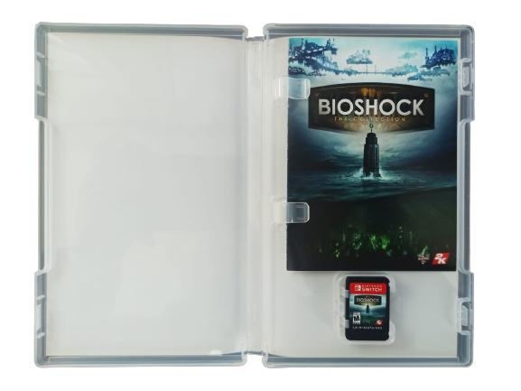 BioShock: The Collection - Nintendo Switch - Usado