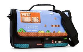 Bolsa Everywhere Menssenger Bag Powera - Nintendo Switch