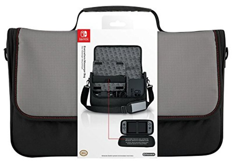 Bolsa Messenger Bag Powera - Nintendo Switch
