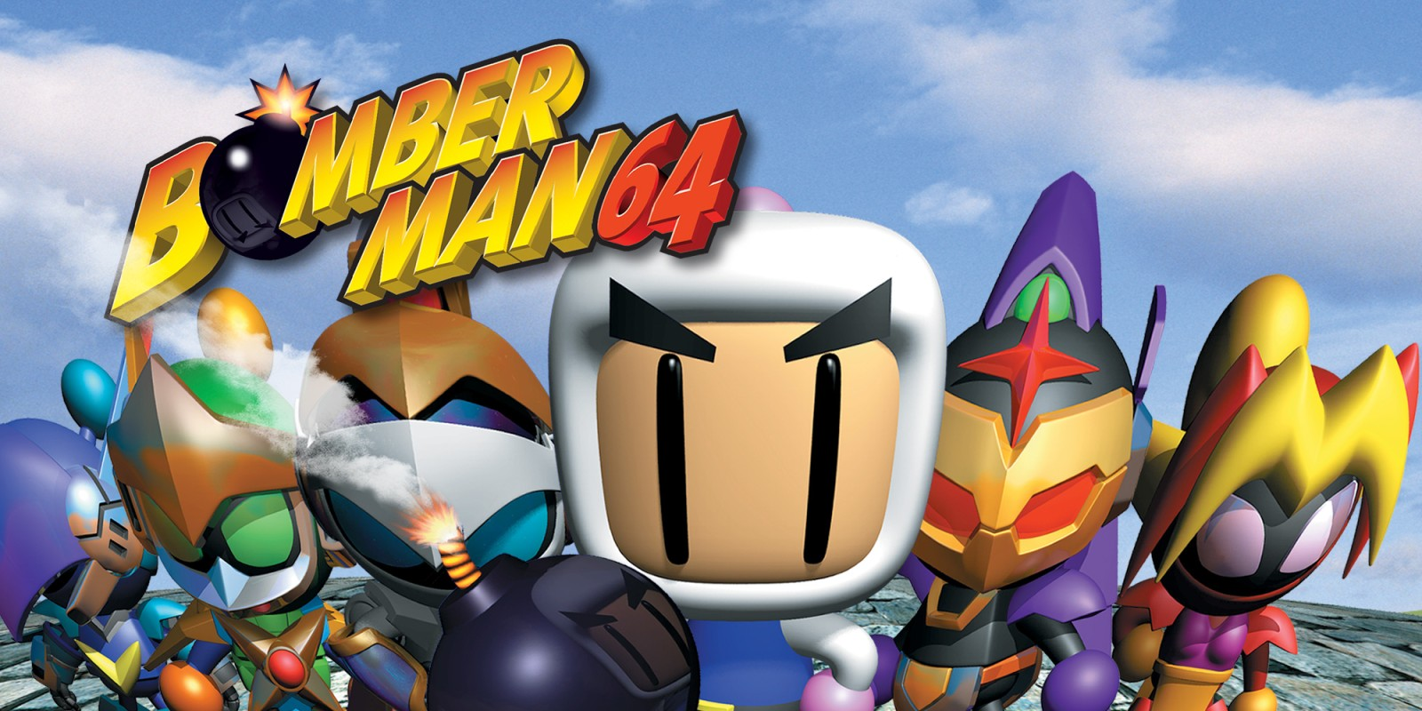 Bomberman 64 - USADO - Nintendo 64