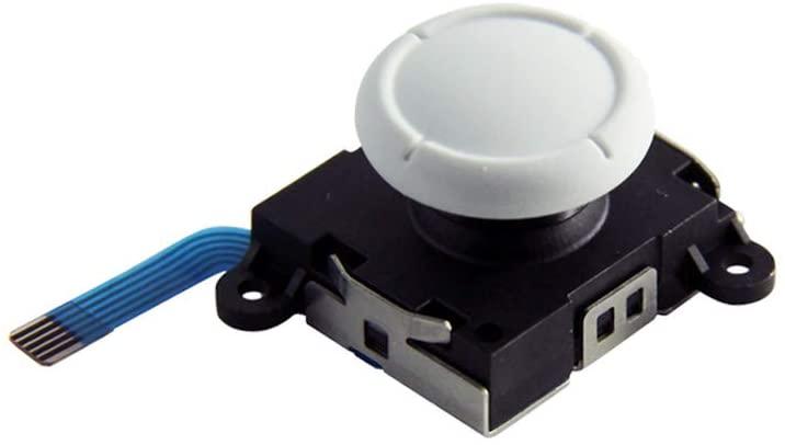Botão Analógico 3D - Branco - Nintendo Switch Lite