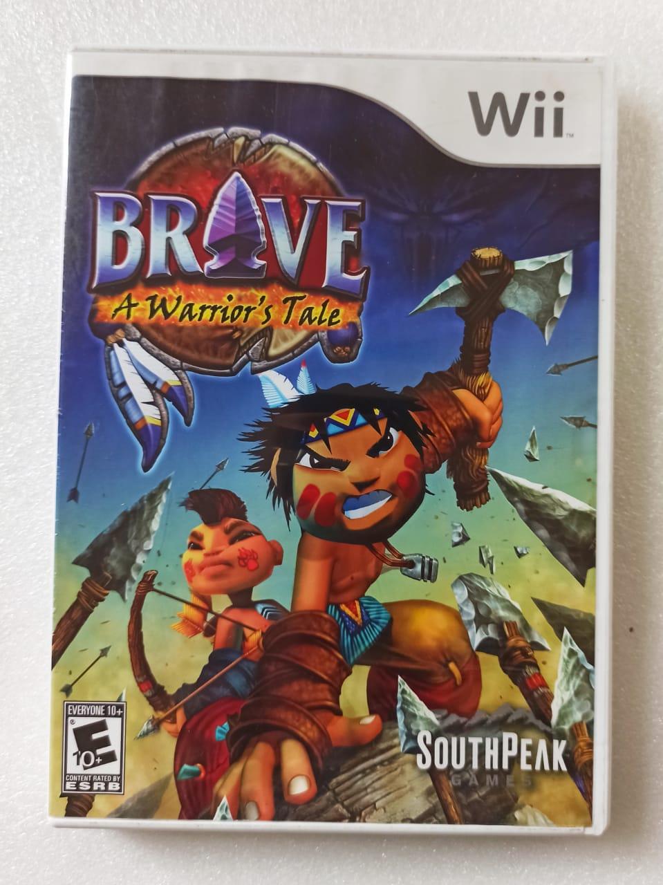 Brave: A Warriors Tale - USADO - Nintendo Wii