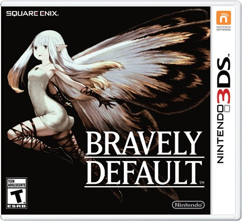 BRAVELY DEFAULT 3DS - USADO - NINTENDO 3DS