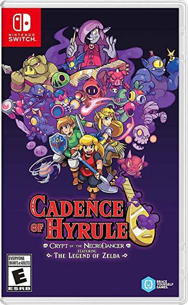 Cadence of Hyrule - Crypt of the NecroDancer - Nintendo Switch
