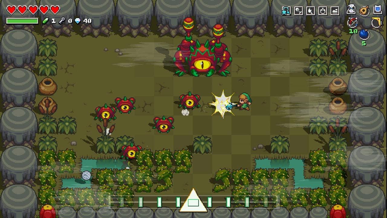 Cadence of Hyrule: Crypt of The Necrodancer - Nintendo Switch - Envio Internacional