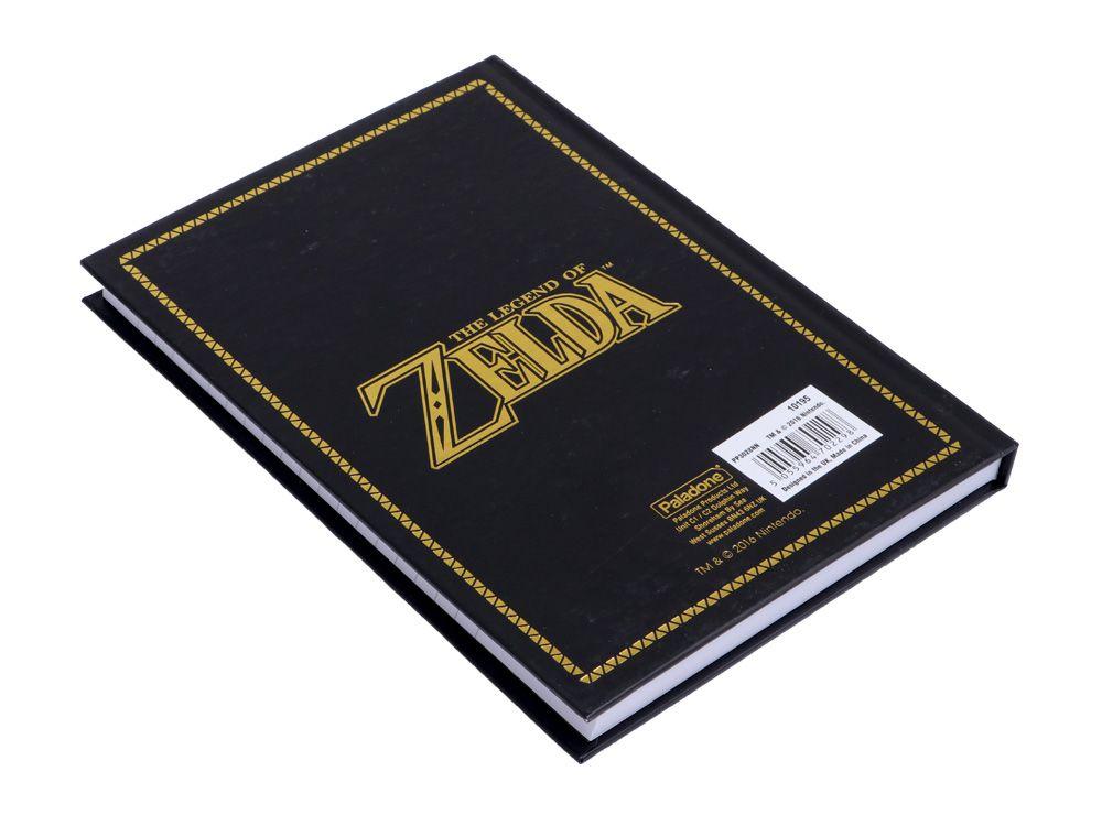 Caderneta The Legend of Zelda Hyrule Wingcrest