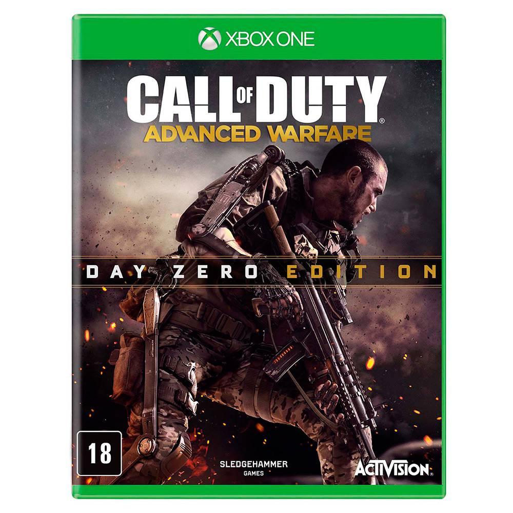 Call Of Duty Advanced Warfare Day Zero Edition Xbox One - USADO