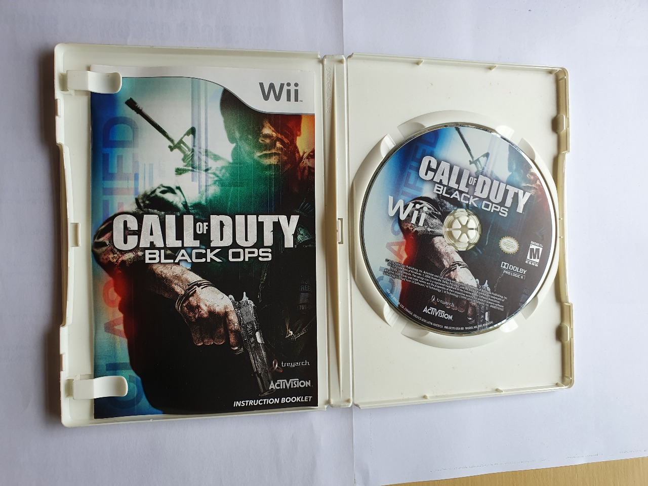 Call of Duty: Black Ops - Wii - Usado