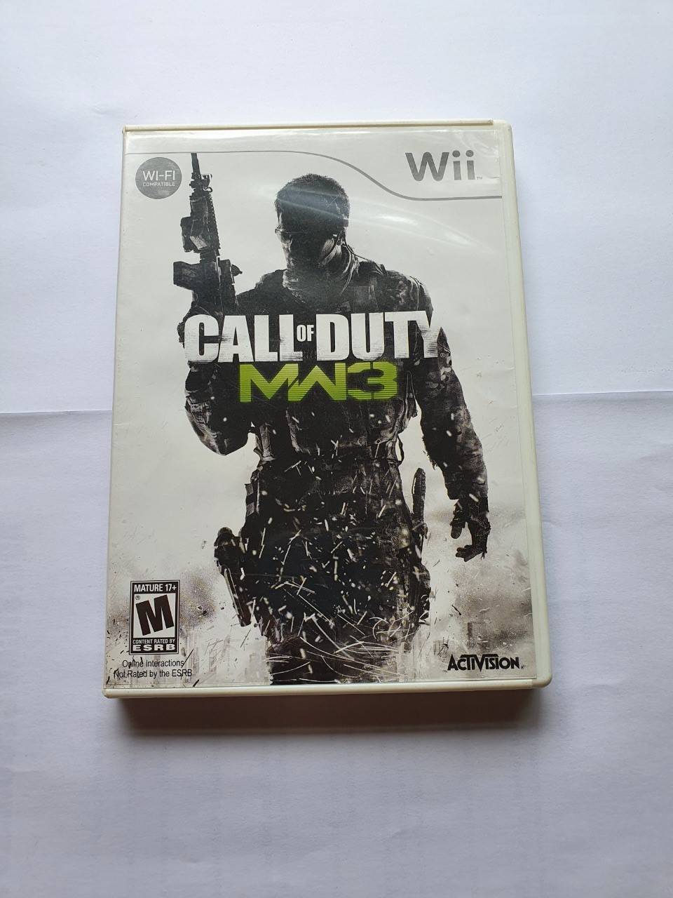 Call of Duty MW3 - Usado - Nintendo Wii