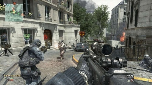 Call of Duty MW3 - Usado - Nintendo Wii
