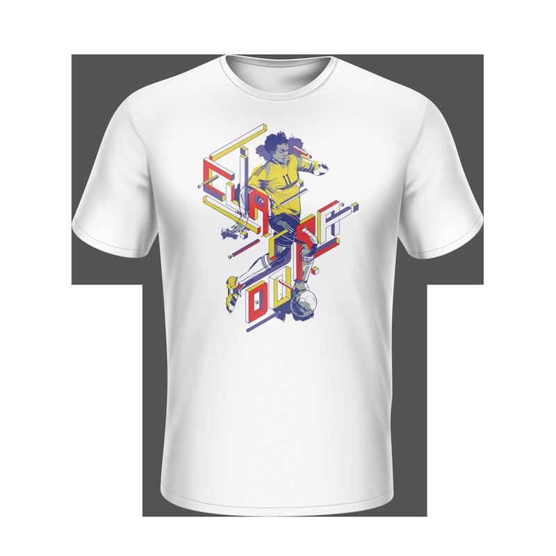 Camiseta Fifa - M