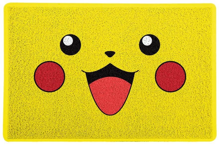 Capacho - 60x40cm - Pikachu