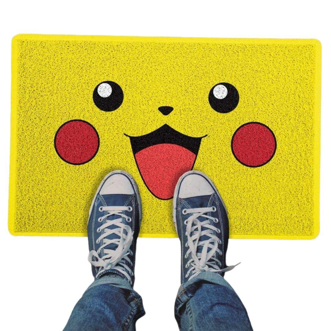 Capacho 60x40cm - Pikachu