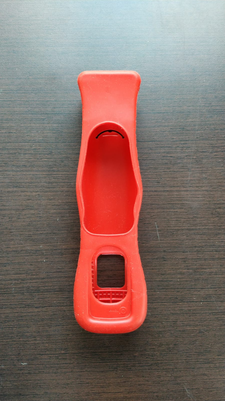 Capinha (vermelha) emborrachada para Wii Remote Plus - Nintendo Wii - Usado