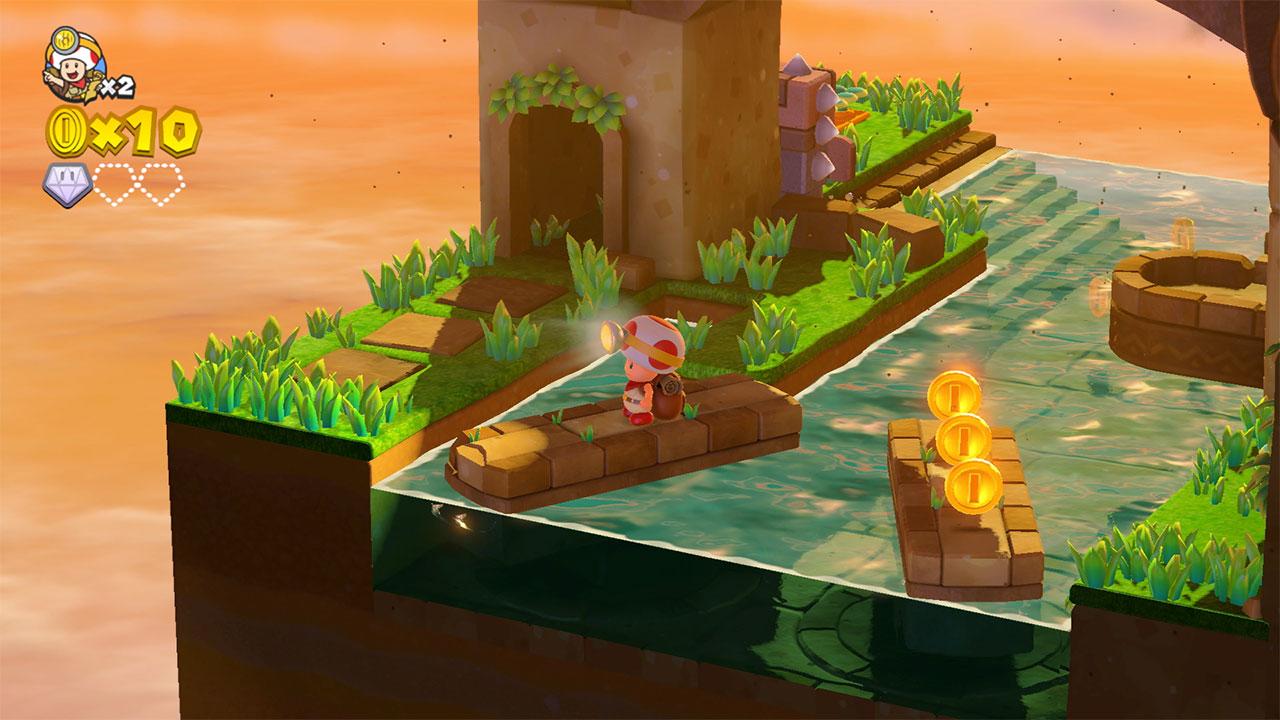 Captain Toad: Treasure Tracker - Nintendo Switch - Envio Internacional